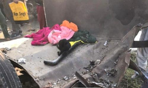 ਤਰਨਤਾਰਨ 'ਚ ਨਗਰ ਕੀਰਤਨ ਦੌਰਾਨ ਹੋਇਆ ਵੱਡਾ ਬਲਾਸਟ, 2 ਦੀ ਮੌਤ, 11 ਜ਼ਖਮੀ