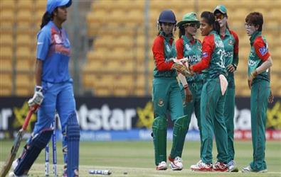 ਮਹਿਲਾ T20 ਵਰਲਡ ਕੱਪ : ਭਾਰਤ ਤੇ ਬੰਗਲਾ ਦੇਸ਼ ਵਿਚਕਾਰ ਮੈਚ ਅੱਜ