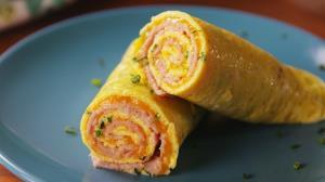 ਲੌਕਡਾਊਨ ਦੌਰਾਨ ਘਰ 'ਚ ਬੱਚਿਆਂ ਨੂੰ ਖੁਸ਼ ਕਰਨ ਲਈ ਇੰਝ ਬਣਾਓ Cheese Egg Roll