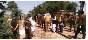 ਪਾਕਿਸਤਾਨ: ਪੰਜਾਬ 'ਚ ਭਿਆਨਕ ਰੇਲ ਹਾਦਸਾ, 19 ਸਿੱਖ ਯਾਤਰੀਆਂ ਦੀ ਮੌਤ, ਦਰਜਨ ਜ਼ਖਮੀ