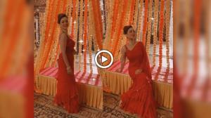 ਮਿਥੁਨ ਚੱਕਰਵਰਤੀ ਦੀ ਨੂੰਹ ਦੀ ਅਜਿਹੀ ਸੈਂਸੇਸ਼ਨਲ VIDEO ਦੇਖ ਤੁਹਾਡੇ ਵੀ ਮੂੰਹੋ ਨਿਕਲੇਗਾ 'Kya baat, kya baat, kya baat'