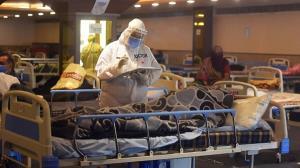 ਬ੍ਰਿਟੇਨ 'ਚ ਪਹਿਲੀ ਵਾਰ, ਇੱਕ ਦਿਨ 'ਚ 50 ਹਜ਼ਾਰ ਤੋਂ ਵੱਧ ਮਾਮਲੇ ਸਾਹਮਣੇ ਆਏ, 115 ਸੰਕਰਮਿਤ ਲੋਕਾਂ ਦੀ ਮੌਤ